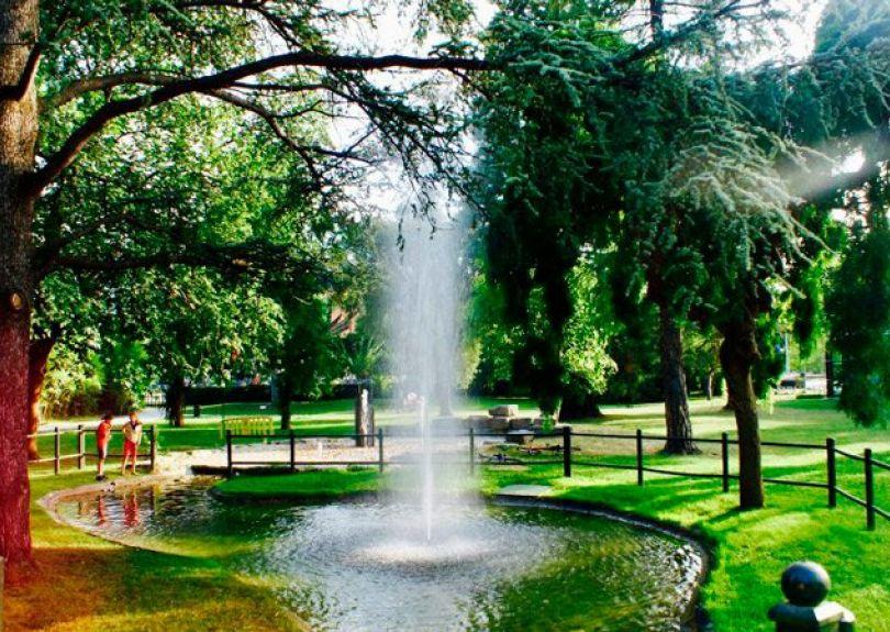 Arenatzarte estanque