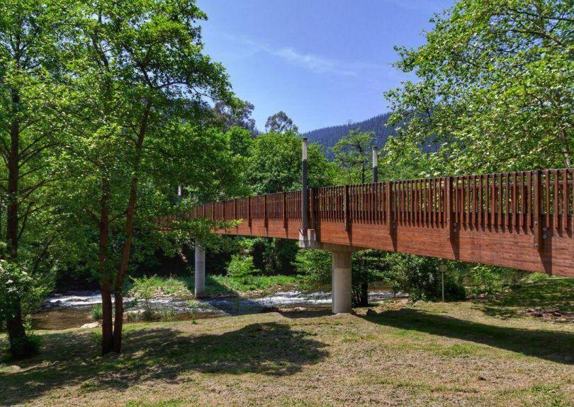 Puente en Bolunburu